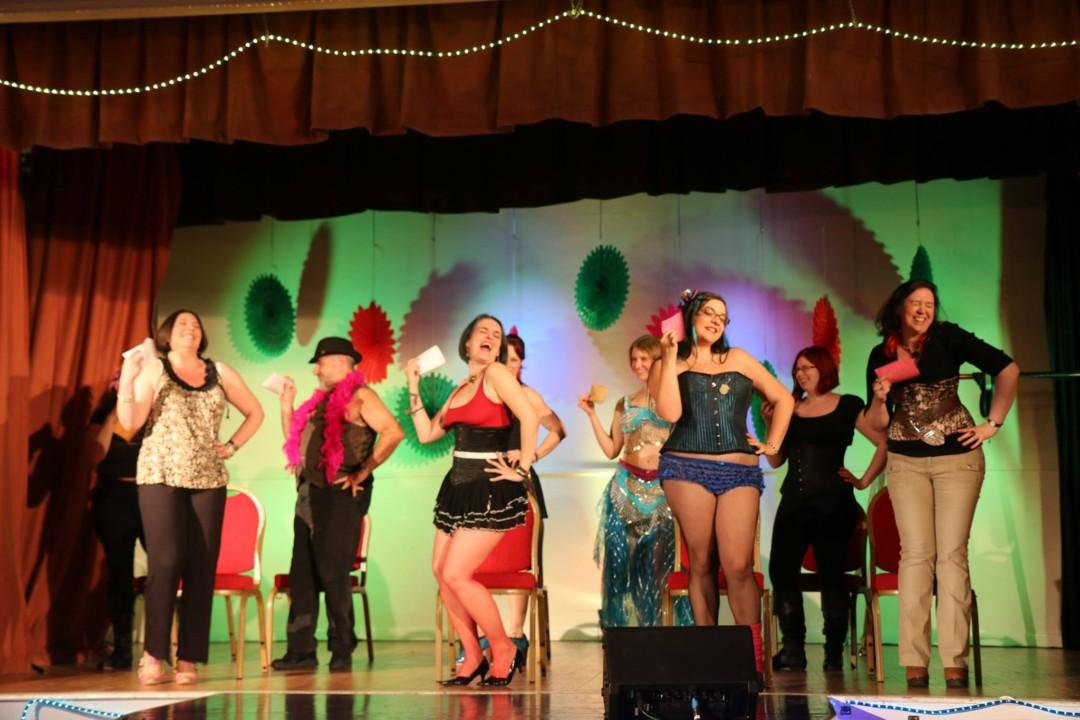hogswatch burlesque by Tim van Holder | carlawatkinsphotography.com