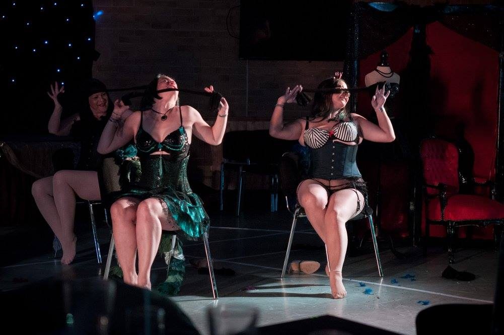 A body positive, burlesque weekend