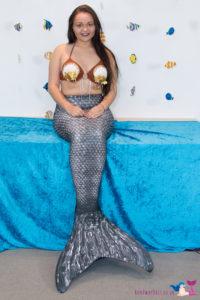 Mermaid Mimi | mermaid makeover by Carla Watkins Photography / Run Away Days | carlawatkinsphotography.com