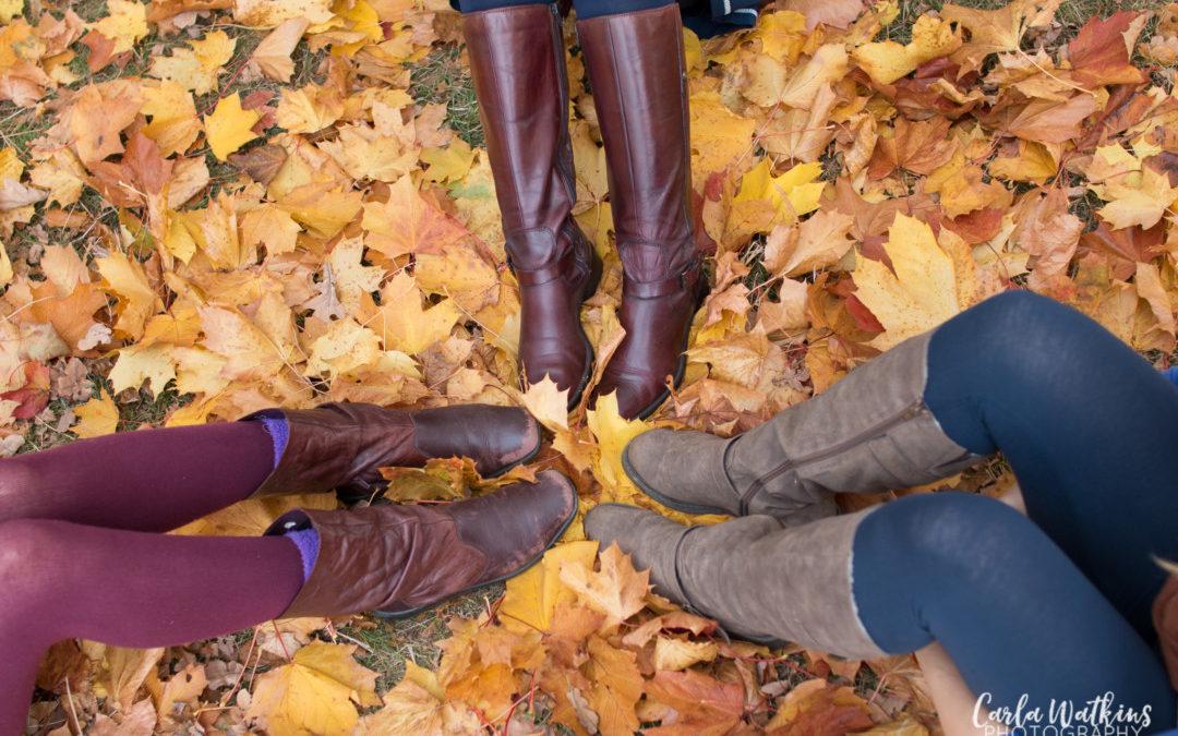 Friendship in Autumn