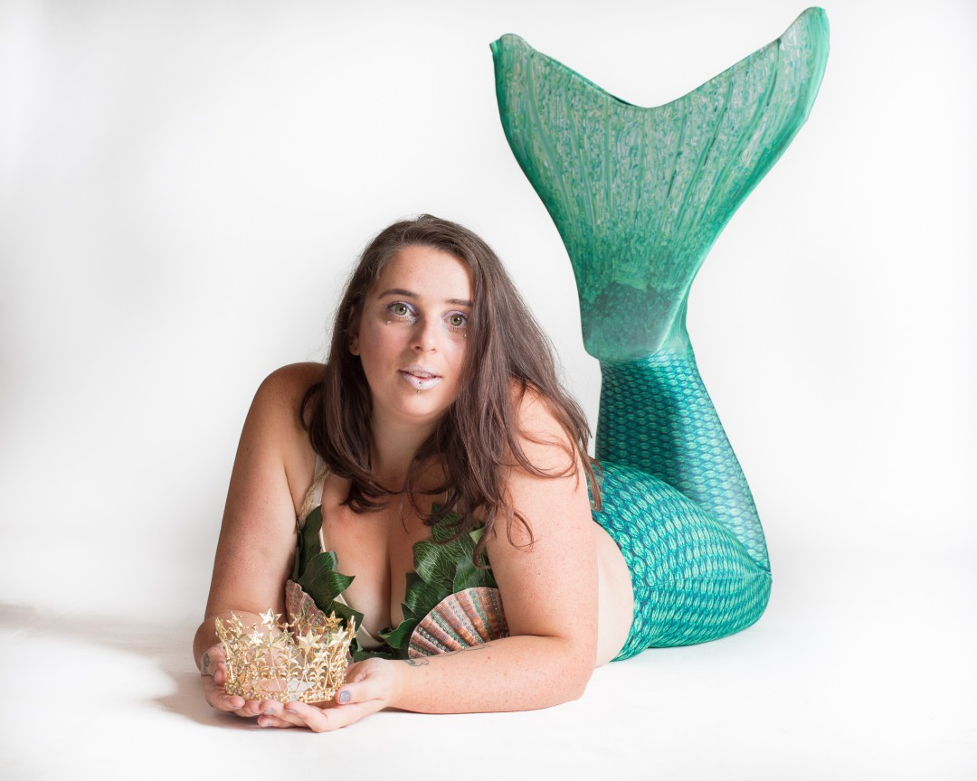 Colchester pod - Jenna | mermaiding.co.uk